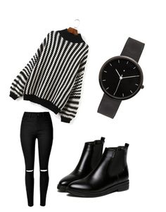9 by lorenzia14 on Polyvore featuring polyvore fashion style WithChic I Love Ugly clothing