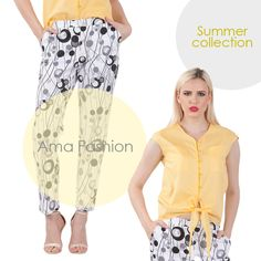 AMA FASHION summer collection!