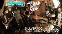 SILVERADO ROCK BLUES - CAMINHOS - Live at Basic Tapes Studio #BasicTapes #duelodebandas
