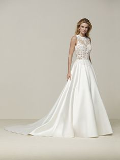 Wedding dress - Drusena