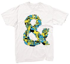 Mike Perry Ampersand t-shirt