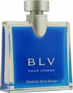 Bvlgari Blv by Bvlgari For Men. Aftershave Balm 3.4-Ounces by BVLGARI. $23.79. Launched by the design house of Bvlgari in 2001, BVLGARI BLV is a men's fragrance that possesses a blend of juniper berries, sandalwood, cedar and galanga.  It is recommended for casual wear.