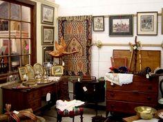 Cómo distinguir un mueble antiguo de una imitación