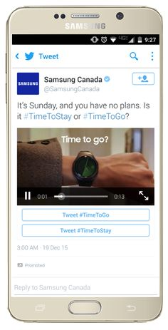 Advertisers have a new way to drive conversations on Twitter thanks to Twitter's new ad format; Details>