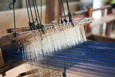tissage - hand weaving