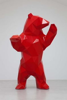 POLYGON BEAR - just amazing. any idea where I can buy thisP