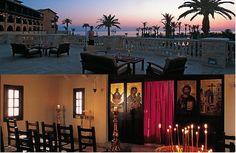 Byzantine Chapel, Elysium Hotel, Cyprus / Capilla Bizantina, Elysium Hotel, Chipre