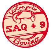 vin SAQ +9$ au Bovino Rimouski Saq, Restaurants, Restaurant, Food Stations, Diners