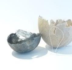 Ann Symes Handmade paper bowls