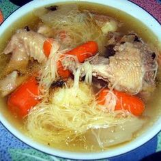 Hungarian Recipes, Japchae, Ramen, Food And Drink, Ethnic Recipes, Kitchen, Soups, Cooking, Kitchens