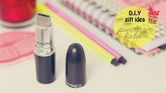 DIY - Faça você mesma pen-drive batom. DIY para dar de presente, fácil, rápido e barato. (Por: Carla Sant'Anna, blog Burguesinhas)