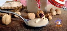 la nutella bianca è davvero perfetta per chi come me adora le nocciole e il cioccolato bianco e perfetta per la farcitura di torte.