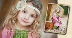 Love this headband! Maybe for a flower girl. Photography Props, Children Photography, Family Photography, Lafayette Louisiana, Stephanie Lynn, Vintage Headbands, Victorian Lace, Ballet Girls, Modern Kids