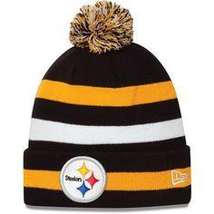 Pittsburgh Steelers Beanies New Era yellow black color 99fdbdb7730d