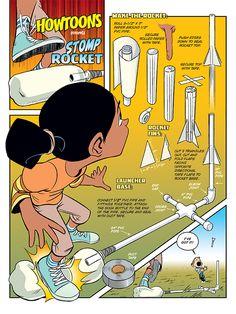 Stomp Rocket « Howtoons