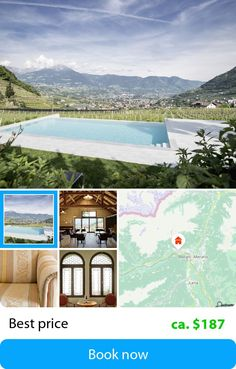 Schloss Plars (Algund, Italy) – Book this hotel at the cheapest price on sefibo.