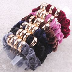 2015 New From Factory Directly Mix Wholesale 6pcs High Quality for Women Kids Children Girl Women Hair Accessories Elastic Tie Ponytail Holders Princess Women Hair Rope Rubber Bands Accessories Cuhair(tm) Welcome to Retail or Wholesale ** Read more reviews of the product by visiting the link on the image.