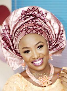 BN Bridal Beauty: Nigerian Traditional Wedding Makeup Inspiration ...