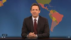 SNL's Weekend Update with Seth Meyers re: Girl Scout cookies.  Hilarious but untrue!  You CAN order cookies online using our #cookiecompass until Sunday, Feb. 9th! /www.gsutah.org/cookie-compass  #cookieboss