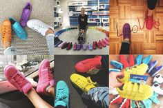 pharrell adidas supercolor pack best collaboration