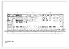 Pass Plus Cafe,floor plan