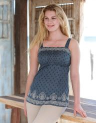 Embroidered Sun Top, £ 35