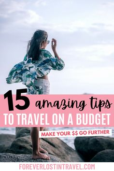 Make your vacation money go further with these budget travel tips. Where can you save money on your vacation that will mean you can go on your dream trip for less. #travel #budgettravel #savingtips #vacationmoney #moneytips #foreverlostintravel #travelonabudget