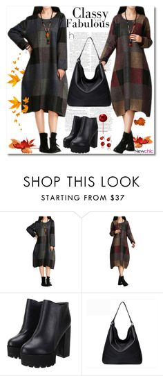 """""""Newchic!"""" by adanes ❤ liked on Polyvore"""