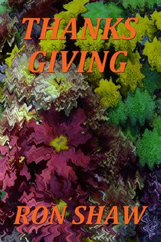 For one Georgia family, Thanksgiving 2016 looms, ominously. After their last Thanksgiving together, surviving this one may well depend on a force beyond their control. Thirteen for dinner this year fuels those with trepidations about attending another three-alarm affair. ebook/dp/B01M7NPVA9/ref=sr_1_8?s=books&ie=UTF8&qid=1476147557&sr=1-8&keywords=ron+shaw