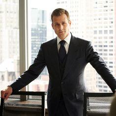22 - Harvey Specter dans Suits (Gabriel Macht)