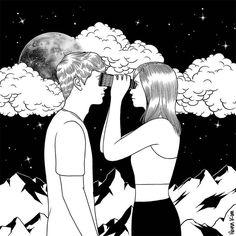 Exploring you 미지의 너를 탐험하다