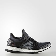 best website f1bdd e6e20 adidas - Pure Boost X Training Shoes Baskets Adidas, Chaussures Noires,  Adidas Authentiques,