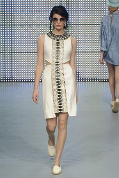 Holly Fulton RTW Spring 2013