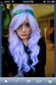 Colorful Hair, Colored Hair #dyedhair #colorfulhair #coloredhair