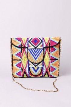 The Arizona Handbag | Beaded Handbag | shopAKIRA.com - StyleSays