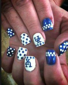 UK basketball Nails