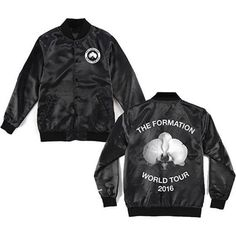 The Formation World Tour Bomber Jacket as seen on Jay-Z