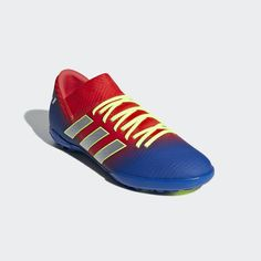 official photos e9855 9482f Nemeziz Messi Tango 18.3 Turf Shoes Red 10.5K Kids Turf Shoes, 5 Kids,