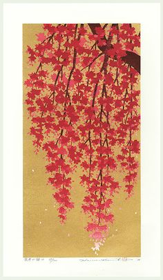 Weeping Cherry 12, 2010 by Hajime Namiki (1947 - )