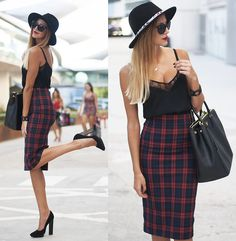 I would love to try this outfit one day.