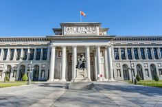 *MADRID, SPAIN ~ the Prado Museum has a collection of more than 5,000 paintings that rivals the Louvre collection in Paris.Spanish paintings from the 12th century to the early 19th cent.