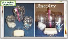 Kit higiênico de garrafa pet http://www.amocarte.blogspot.com.br/