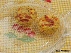 Desafio semana 3 - Omelet Muffins