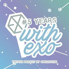 Fans mini project on twitter for #EXO 5th anniversary. EXOL's please participate in