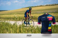 "L'ETAPE - THEME CYCLING WEAR - HIGH END DESIGN AND PERFORMANCE by ""Almog"" - branding and advertising agency  פרסום אלמוג דביר - אסטרטגיה, מיתוג, פרסום ושיווק"