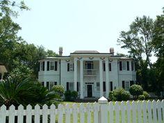 Mount Pleasant Plantation - Charleston County, South Carolina