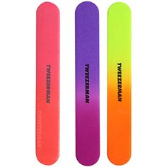 TWEEZERMAN Neon Filemates, 1.4 Ounce -- Read more reviews of the product by visiting the link on the image. (This is an affiliate link) #ToolsAccessories
