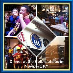 Hofbrauhaus in Newport, KY
