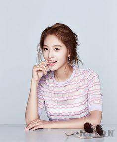 RAINBOW Jaekyung - Nylon Magazine May Issue 16 #rainbow #jaekyung
