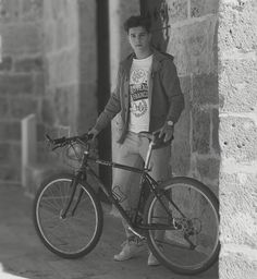 #bycicle #model #outfit #man #style #photgraphy